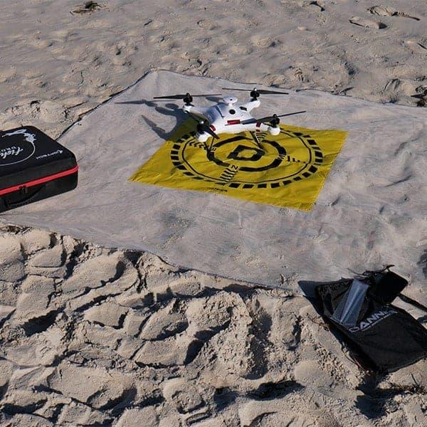 OANNES Landing Mat with a IDFTECH Poseidon Pro